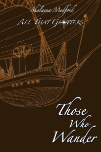 Those Who Wander Ebook Cover